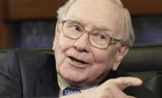 Donald Trump's victory pushes his fierce critic, Warren Buffet, to second richest in the world