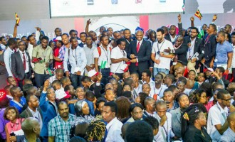 The day for 1,000 African entrepreneurs in Lagos