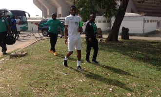 Mikel: We plan to defeat Algeria but a draw won't be bad