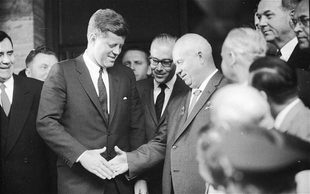 khrushchev kennedy