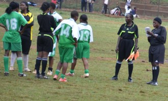 Iyorhe is the only Nigerian among 25 officials for African women's championship