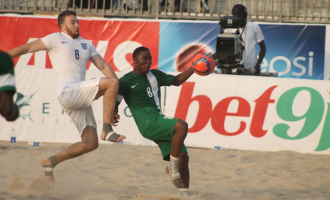 Sand Eagles can beat Mexico, Italy and any other team, says Azeez