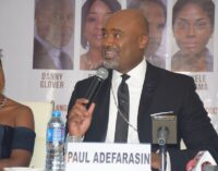 Adefarasin: God is not in the business of giving money to those who don't know what to do with it