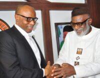 Akeredolu: I inherited over N220bn debt from Mimiko
