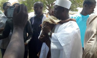 As Ndume's constituents protest, another group gives senate 48 hours to rescind suspension