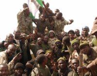 Buhari: Army has crushed Boko Haram's last enclave in Sambisa