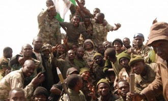 Buhari: Army has crushed Boko Haram's last enclave in Sambisa
