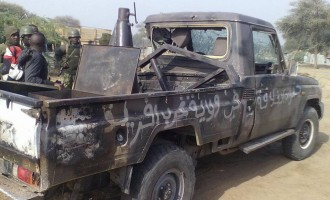 How Boko Haram killed nine soldiers before abducting oil experts