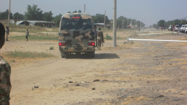 REPORTER'S DIARY: Journeying into Boko Haram's former enclave