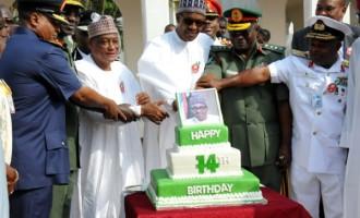 We've seen the best of Buhari