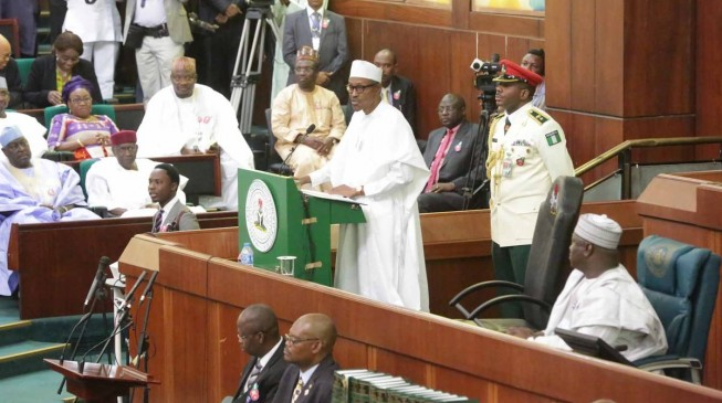 IN FULL: Nigeria's 2017 budget of recovery and growth