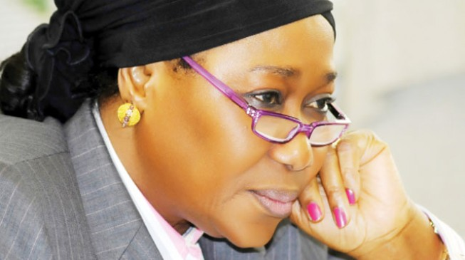 Farida Waziri: Ribadu enjoying the wealth of people he once labelled as corrupt