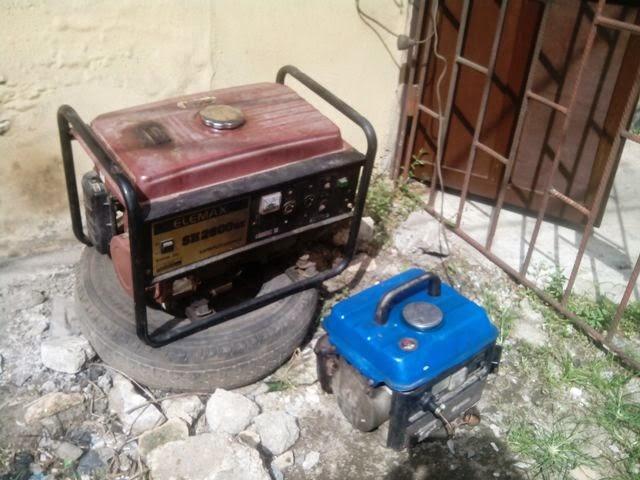 Generators in Lagos homes