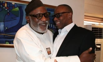 Akeredolu, Mimiko begin transition, hold first meeting since election