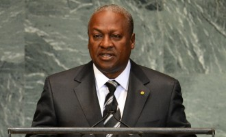 Mahama: I'd have liked to continue, but I respect the wish of Ghanaians