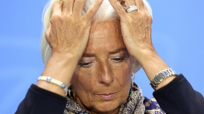 Lagarde, IMF boss, convicted of negligence in misuse of public funds