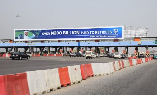 Removing roundabouts on Lekki-Epe expressway 'saves commuters N240m daily'
