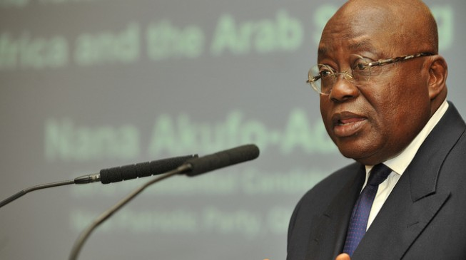Ghanaian president bans ministers from travelling abroad