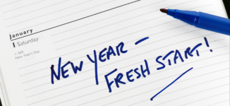 Six tips on how to achieve your New Year resolutions