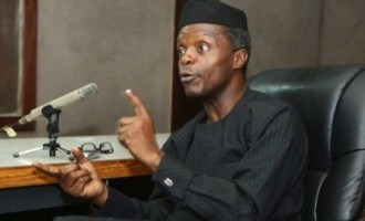 Magu doesn't need senate confirmation, says Osinbajo