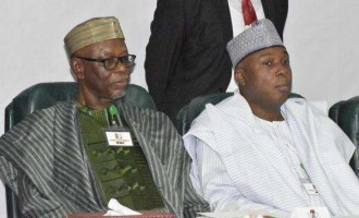 APC to meet senate caucus Tuesday over legislature, executive rift