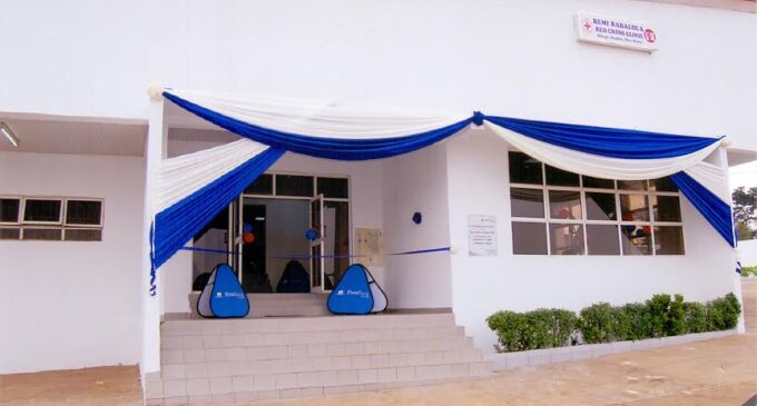Remi Babalola Red Cross Hospital as succour centre for low-income Nigerians