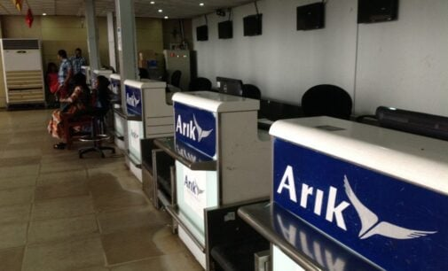 Passengers stranded as aviation unions shut down Arik Air operations