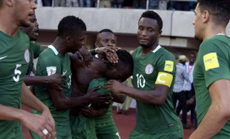 Mikel to defeated Eagles: Learn from loss to Serbia