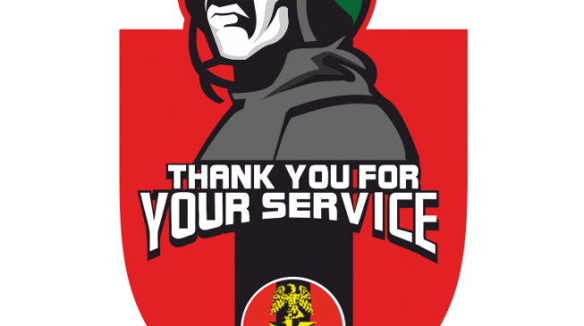The Nigerian Army 'Thank You for Your Service' Initiative