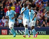 Toure says Iheanacho is hungry for success