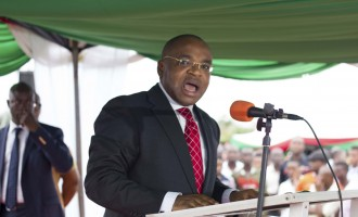 Udom Emmanuel presents N365bn budget, says 'in recession, Akwa Ibom is experiencing a lifting up'