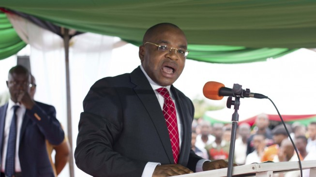 A'Ibom governor: Industrialisation shouldn't be left in the hands of government