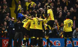 Watford Earns first EPL win against Everton in 29years