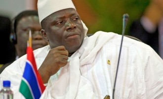 The YahyaJammeh problem