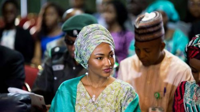 'Zahra Buhari' unsettles presidency with comment on State House Clinic