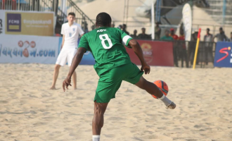 Nigeria knocked out of Beach Soccer World Cup