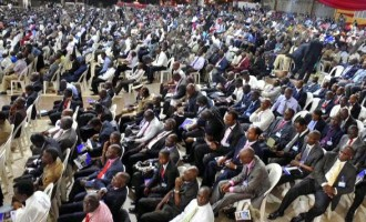 DIARY: Humbling evidence at RCCG Holy Ghost Congress