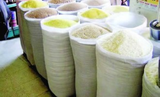 Buy a bag of rice for N13,000 only — in Lagos