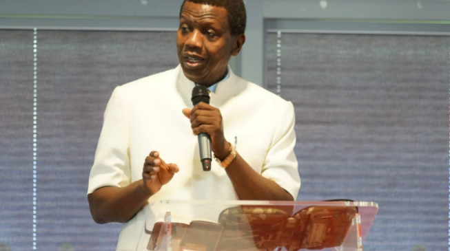 Being quiet doesn't I am silent, Adeboye reacts to recent protest