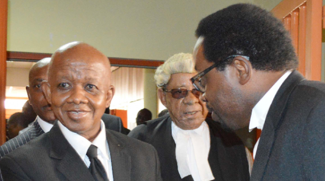 Buhari approves dismissal of Justice Tokode