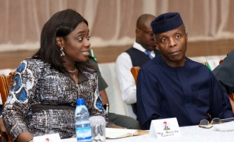 Osinbajo signs executive order, says death and taxes are inevitable