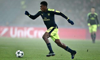 Iwobi craves long term stay at Arsenal