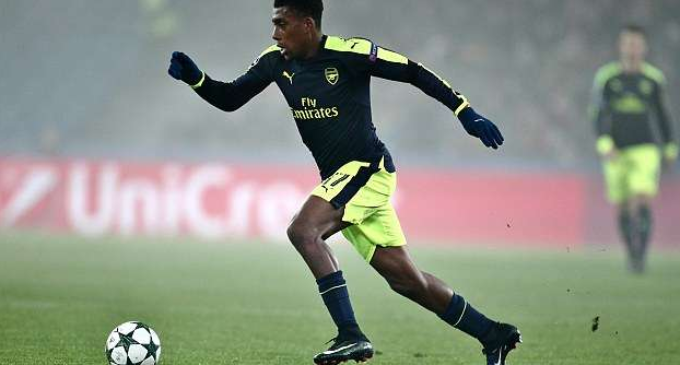 Fame and fortune won't affect my son, says Alex Iwobi's father