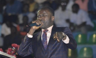 Apostle Suleman promises 'mother of all battles' over CRK controversy