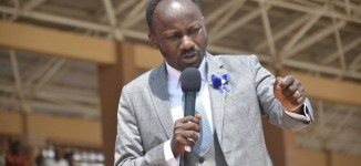 EXTRA: Allow us heal COVID-19 patients, Apostle Suleman tells FG