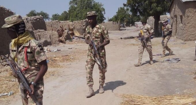 'Don't harass innocent civilians, they're not the enemy' — commander warns troops