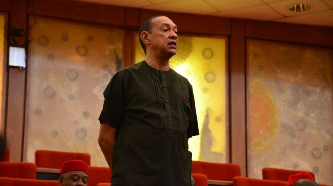 Ben Bruce withdraws bill seeking to introduce electric cars by 2035