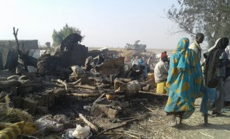A misguided tour and the plight of Boko Haram victims