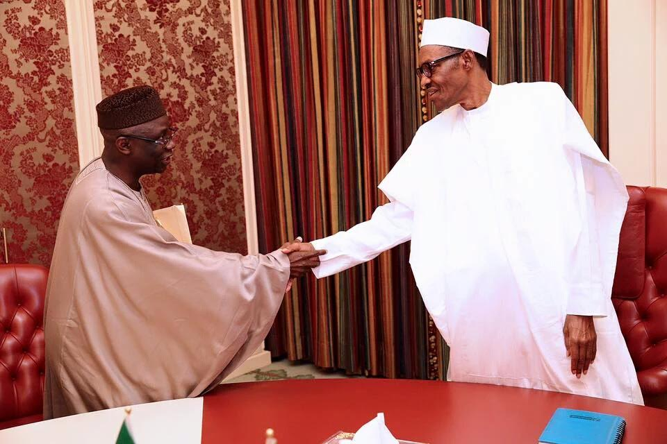 Image result for Tunde Bakare and Buhari