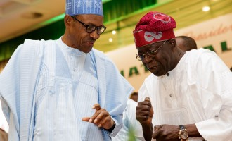 Tinubu will be fully in charge of my reelection campaign, says Buhari